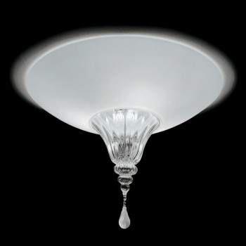 Vintage Poison 60 Plafoniera white/crystal