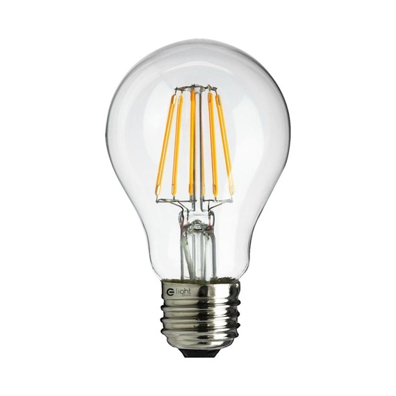 Żarówka LED filament E27 6 W 600 lm 2700 K