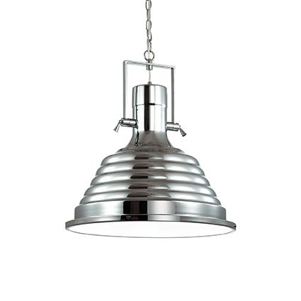 Zwis FISHERMAN SP1 125824 chrom Ideal Lux