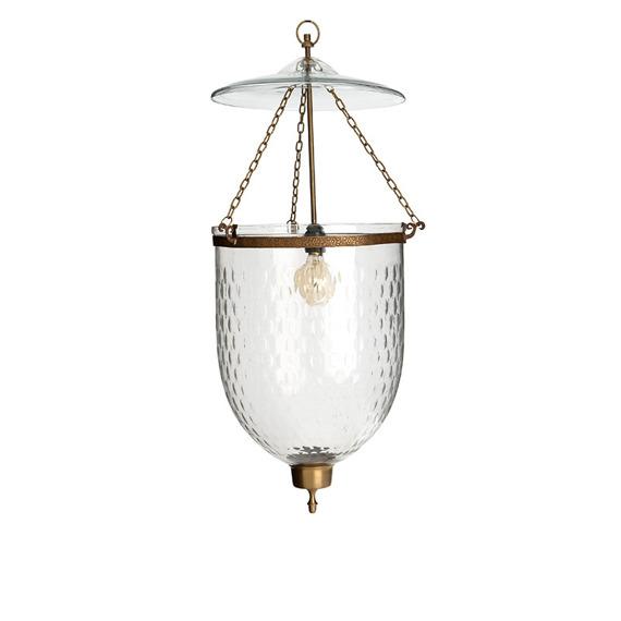Żyrandol Lantern Bexley S Eichholtz Antyczny Mosiądz