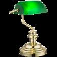 Globo Antique 2491K Lampa Stolikowa